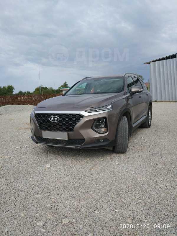 Hyundai Santa Fe, 2018 год, 1 900 000 руб.