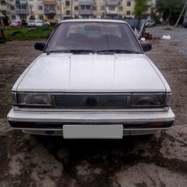 Nissan Sunny, 1986 год, 31 000 руб.