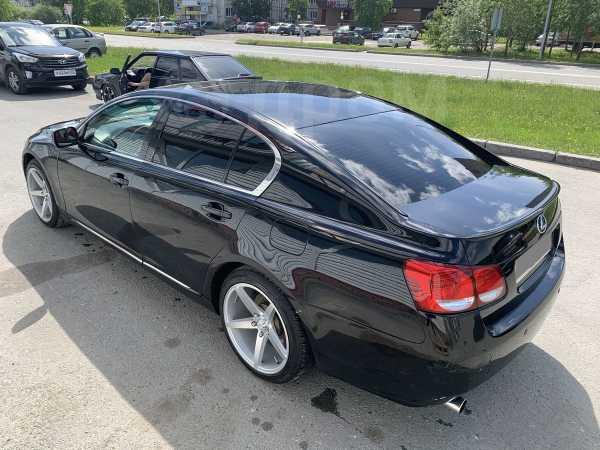 Lexus GS300, 2005 год, 520 000 руб.