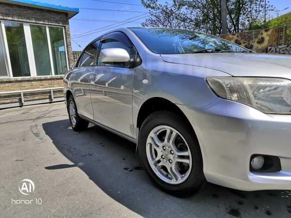 Toyota Corolla Axio, 2007 год, 405 000 руб.