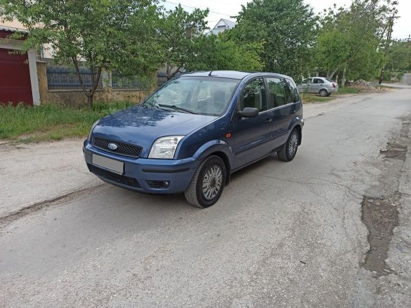 Ford Fusion, 2005 год, 228 000 руб.