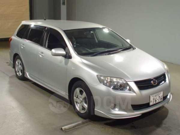 Toyota Corolla Fielder, 2010 год, 730 000 руб.