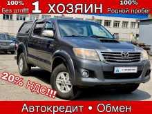 Новокузнецк Hilux Pick Up 2013