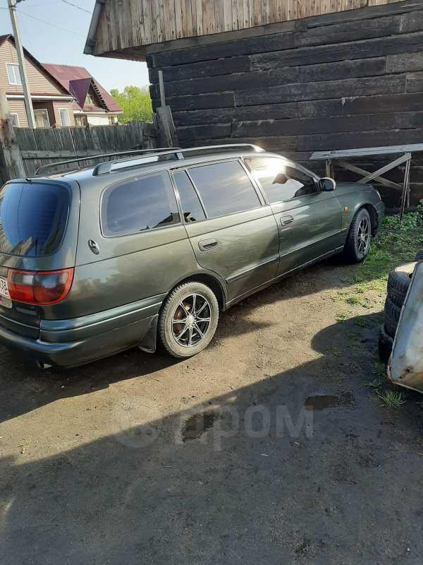 Toyota Caldina, 1993 год, 150 000 руб.