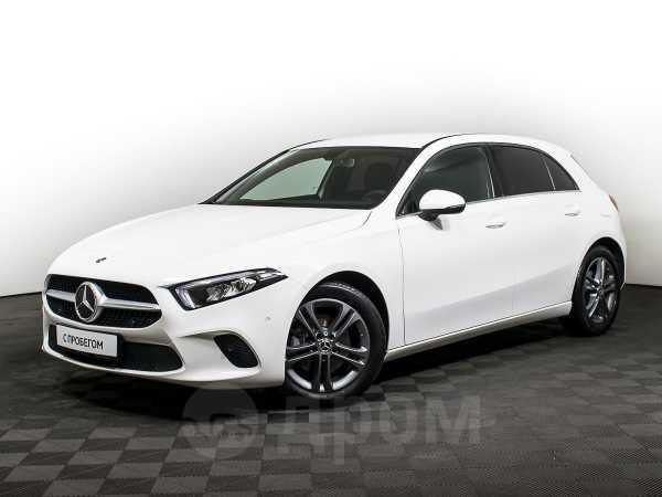 Mercedes-Benz A-Class, 2018 год, 1 564 000 руб.
