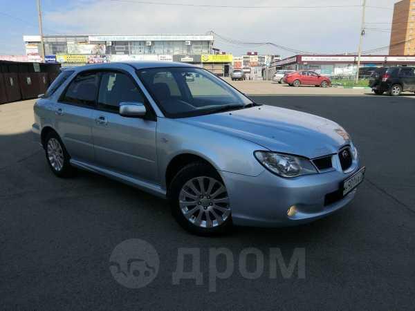 Subaru Impreza, 2007 год, 353 000 руб.