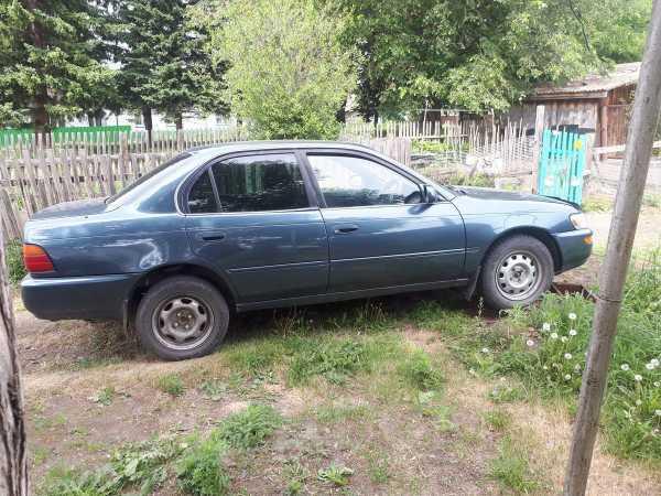 Toyota Corolla, 1991 год, 138 000 руб.