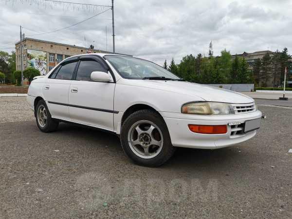 Toyota Carina, 1992 год, 138 990 руб.