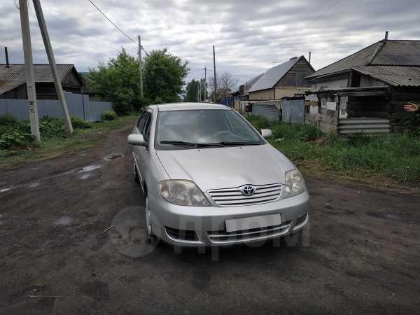 Toyota Corolla, 2005 год, 379 000 руб.