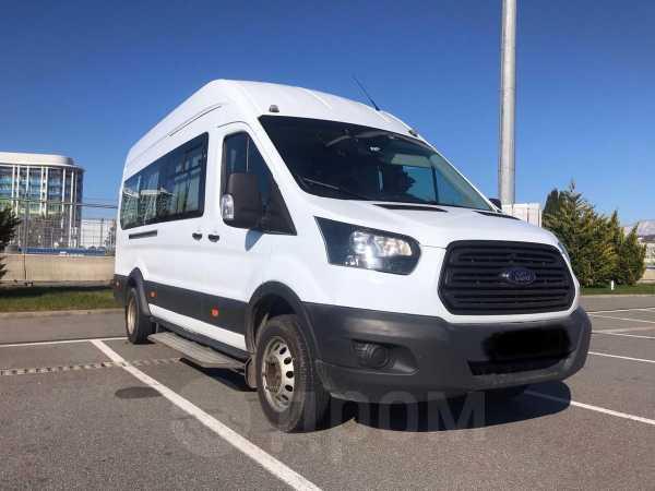 Ford Tourneo Custom, 2018 год, 1 650 000 руб.