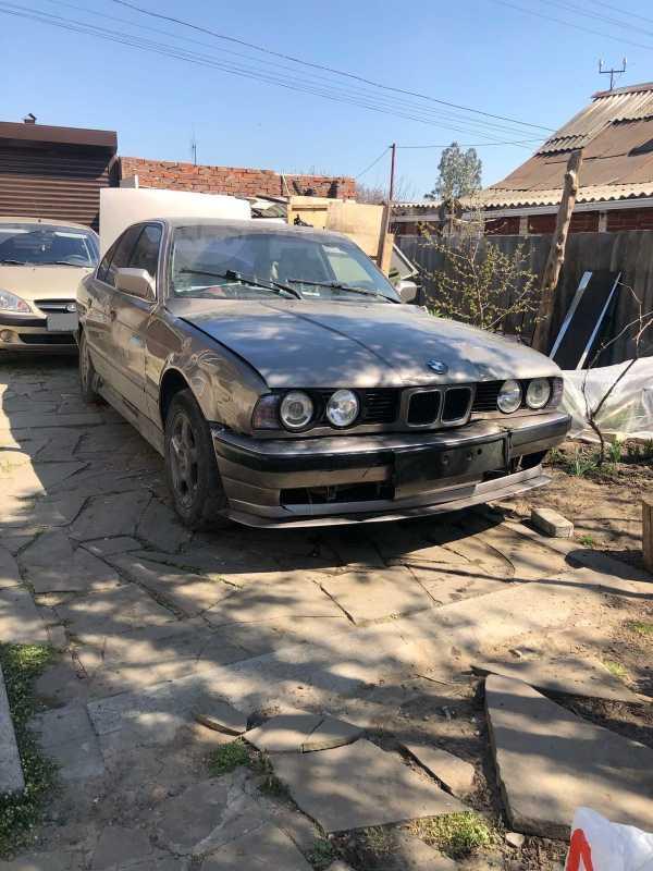 BMW 5-Series, 1990 год, 120 000 руб.