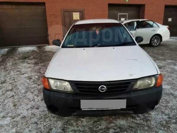 Nissan AD, 2001 год, 90 000 руб.