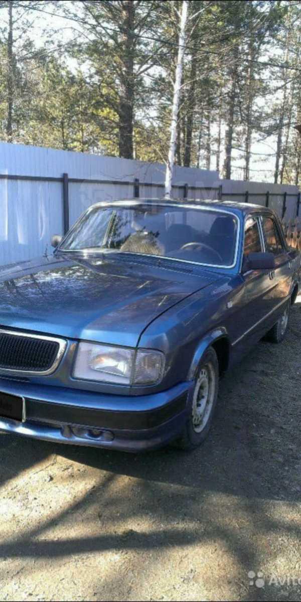 ГАЗ 3110 Волга, 2002 год, 170 000 руб.
