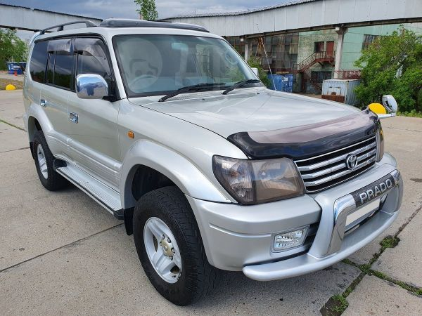 Toyota Land Cruiser Prado, 1999 год, 870 000 руб.