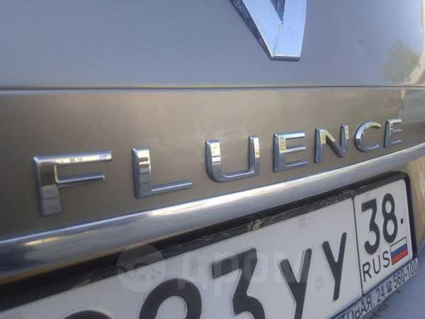 Renault Fluence, 2011 год, 500 000 руб.