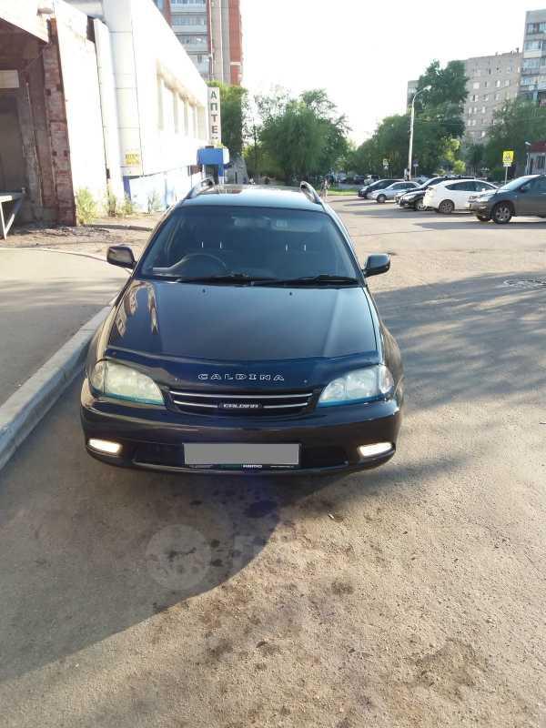 Toyota Caldina, 2000 год, 310 000 руб.
