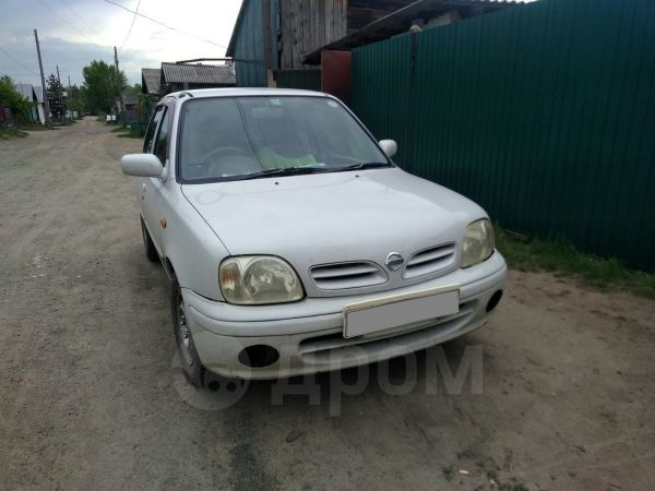 Nissan March, 2000 год, 85 000 руб.
