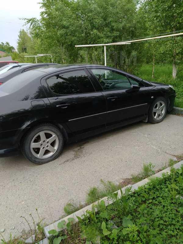 Peugeot 407, 2006 год, 180 000 руб.