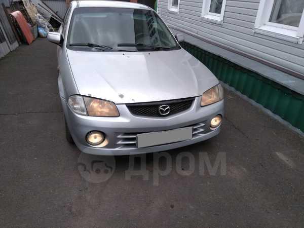 Mazda 323F, 1999 год, 130 000 руб.