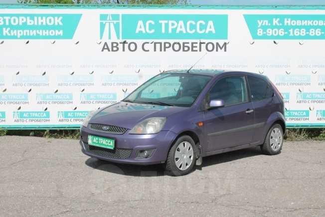 Ford Fiesta, 2007 год, 185 000 руб.