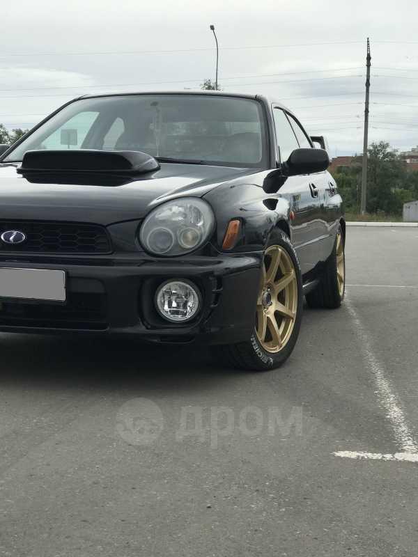 Subaru Impreza WRX, 2001 год, 390 000 руб.