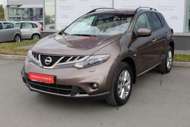 Nissan Murano, 2013 год, 1 195 000 руб.