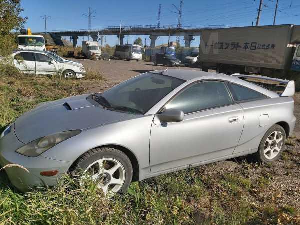 Toyota Celica, 2003 год, 245 000 руб.