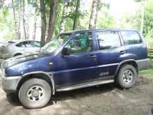 Новокузнецк Terrano II 1996