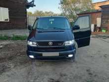 Кызыл Multivan 2002
