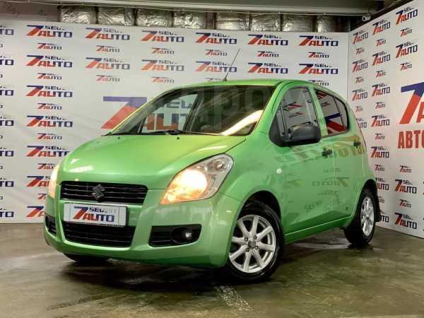 Suzuki Splash, 2010 год, 289 000 руб.