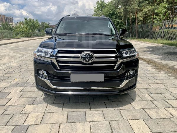 Toyota Land Cruiser, 2018 год, 4 850 000 руб.
