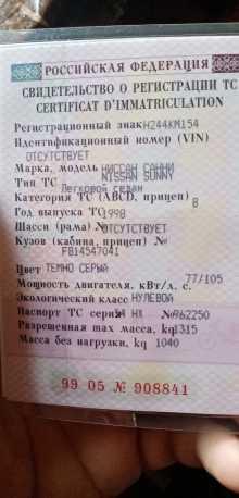 Новосибирск Sunny 1998