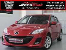 Красноярск Mazda Mazda3 2010