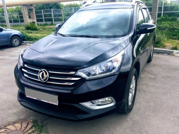 Dongfeng AX7, 2017 год, 920 000 руб.