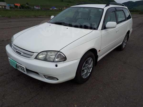 Toyota Caldina, 2001 год, 345 000 руб.