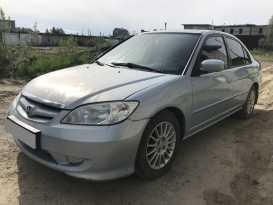 Нефтеюганск Civic 2004