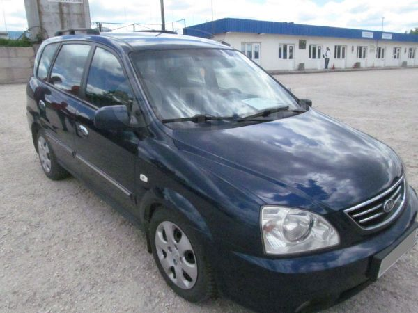 Kia Carens, 2006 год, 315 000 руб.