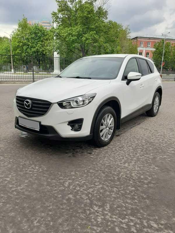 Mazda CX-5, 2016 год, 1 300 000 руб.