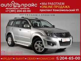Красноярск Hover H3 2012