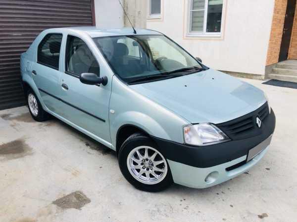 Renault Logan, 2006 год, 177 000 руб.