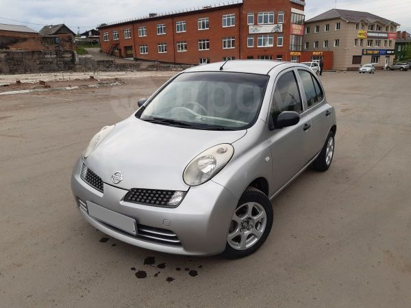 Nissan March, 2005 год, 265 000 руб.