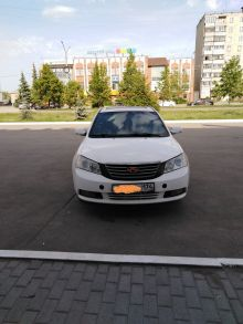 Копейск Emgrand EC7 2012