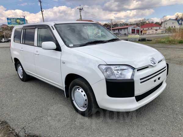 Toyota Succeed, 2017 год, 628 000 руб.