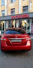 Nissan Sentra, 2014 год, 720 000 руб.