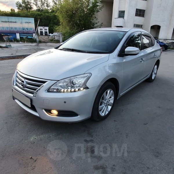 Nissan Sylphy, 2015 год, 800 000 руб.