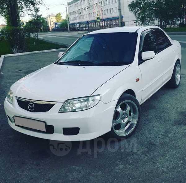 Mazda Familia, 2003 год, 235 000 руб.