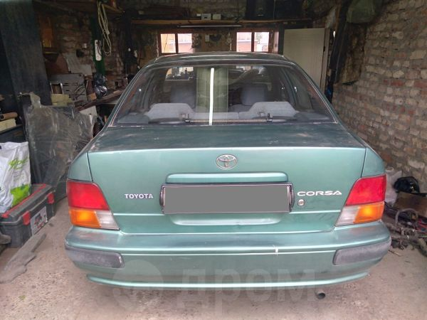 Toyota Corsa, 1994 год, 110 000 руб.