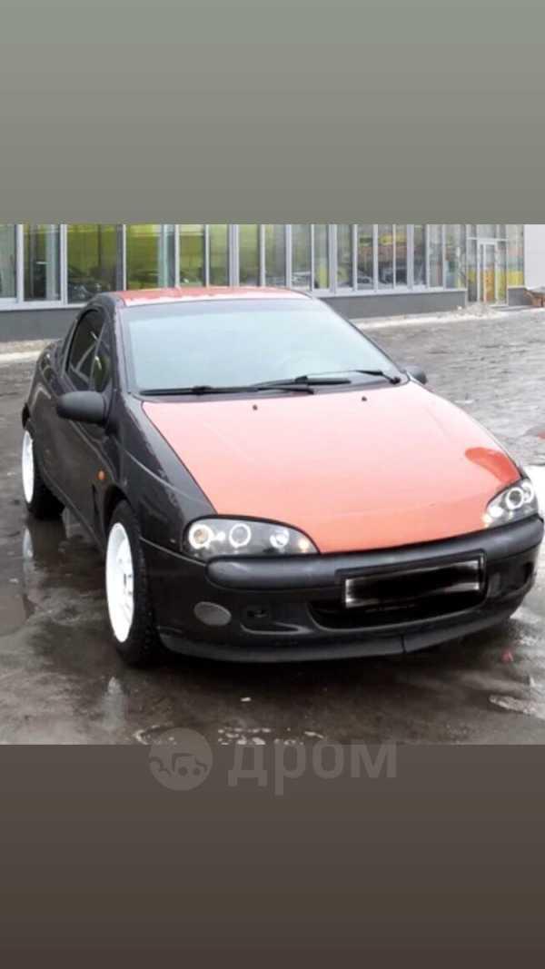 Opel Tigra, 1995 год, 45 000 руб.