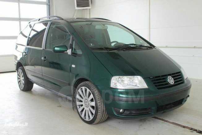 Volkswagen Sharan, 2003 год, 430 000 руб.