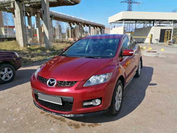 Mazda CX-7, 2007 год, 370 000 руб.